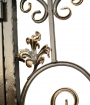 "Ворота и калитка ""Боярские-5"" 4,5м"