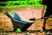 Тележка садовая RealBarrow 100л