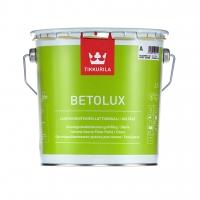 Краска для пола Tikkurila Betolux (Тиккурила Бетолюкс) прозрачная
