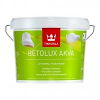 Краска для пола Tikkurila Betolux Akva (Бетолюкс Аква) колеровка