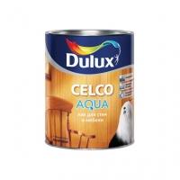Лак для стен и мебели Dulux Celco Aqua