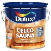 Лак для бань и саун Dulux Celco Sauna