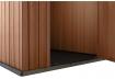 Хозблок Keter Darwin 4x6 (1,26х1,85м)