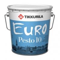 Интерьерная эмаль Tikkurila Euro Pesto (Тиккурила Евро Песто) белая