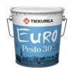 Интерьерная эмаль Tikkurila Euro Pesto (Тиккурила Евро Песто) колеровка