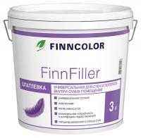 Шпатлевка FinnFiller