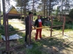 "Ворота и калитка ""Дачный каркас"" 4,5м"