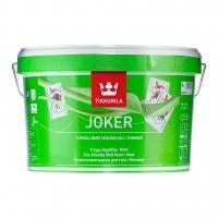 Интерьерная краска Tikkurila Joker (Тиккурила Джокер) белая