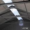Хозблок LifeTime Woodlook 8x7,5ft (2,39х2,23м)
