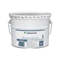 Фасадная краска Mineral Gamma
