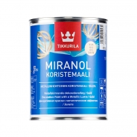 Декоративная краска Tikkurila Miranol (Миранол)