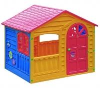 """Детский пластиковый домик """"Игровой"""" Marian Plast 360"""