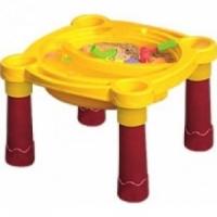 """Детская пластиковая песочница-стол """"Песок-Вода"""" Marian Plast 375"""