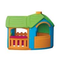 """Детский домик """"Вилла с пристройкой"""" Marian Plast 662"""