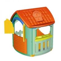 """Детский пластиковый домик """"Кухня"""" Marian Plast 663"""