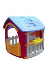 """Детский пластиковый домик """"Мастерская"""" Marian Plast 664"""
