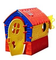 """Детский пластиковый домик """"Лилипут"""" Marian Plast 680"""