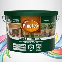 Pinotex Aqua Protect (Пинотекс Аква Протект) прозрачный