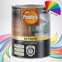 Pinotex Extreme (Пинотекс Экстрим) колеровка