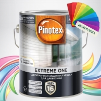 Pinotex Extreme One (Пинотекс Экстрим Уан) колеровка