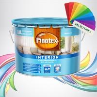 Pinotex Interior (Пинотекс Интериор) колеровка
