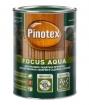 Pinotex Focus Aqua (Пинотекс Фокус Аква) красное дерево (махагон)