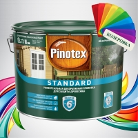 Pinotex Standard (Пинотекс Стандарт) колеровка