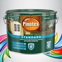 Pinotex Standard (Пинотекс Стандарт) палисандр