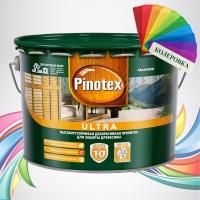 Pinotex Ultra (Пинотекс Ультра) колеровка