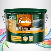 Pinotex Ultra (Пинотекс Ультра) прозрачный