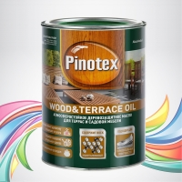 Pinotex Wood & Terrace Oil (Пинотекс Вуд & Террас Ойл)