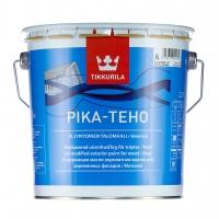 Краска для фасадов Tikkurila Pika-Teho (Пика-Техо) ярко-белая