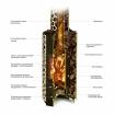 Печь Сафари