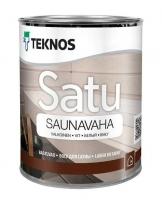 Воск для сауны Teknos SATU SAUNAVAHA