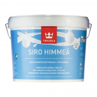 Краска для потолков Tikkurila Siro Himmea (Сиро Химмеа) колеровка