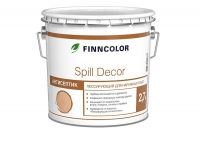 Finncolor Spill Decor (Спил Декор) прозрачный