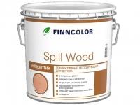 Finncolor Spill Wood (Спил Вуд) тик