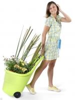 Тележка садовая Easy Go 55л