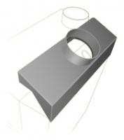 Теплосъемник для печей Топ-Модель