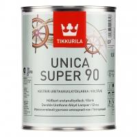 Лак паркетный Unica Super 90 (Уника Супер) глянцевый