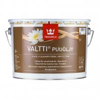 Масло Tikkurila Valtti Puuoljy (Тиккурила Валтти Пьюоли) колеровка