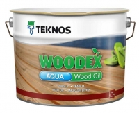 Teknos Woodex Aqua Wood Oil