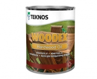 Teknos Woodex Hardwood Oil (цв.коричневый)