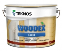 Teknos Woodex Solid (тёмный)
